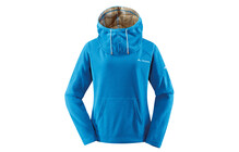 Vaude Amery  sweat Femme Pullover bleu
